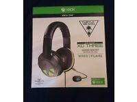 Wired Turtle Beach XO Three Headset for Xbox One, PS4 or PC