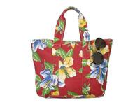 Polo Ralph Lauren Floral Canvas Tote Bag PR2