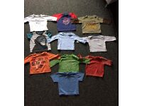 Baby clothes 3-6 months (24 items)