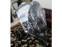 Graco Pram with Buggy Board