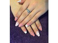 Gel & acrylic nails