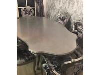 Dining Table And Chairs Like New