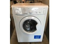 INDESIT IWDC6105 New Model Washer & Dryer Good Condition & Fully Working Order