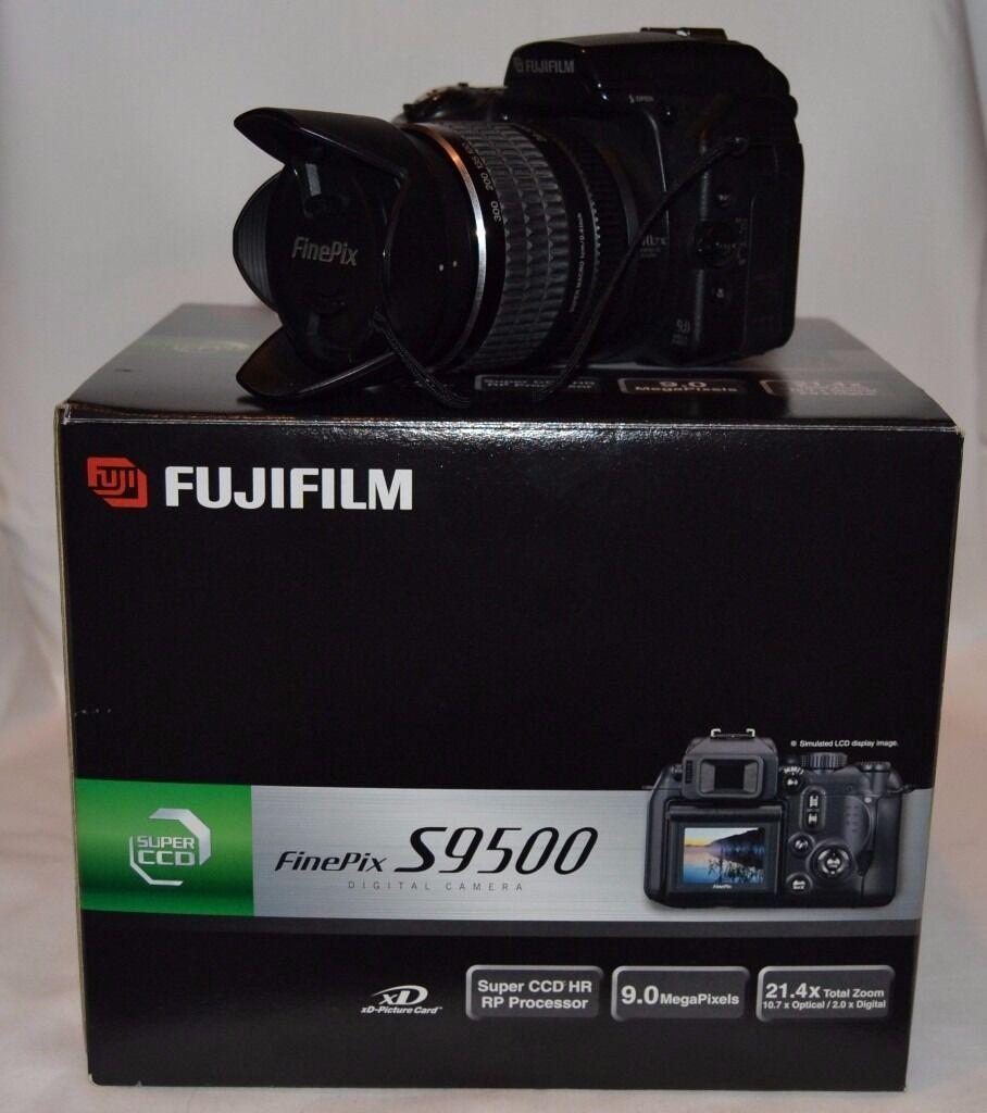 WRG-4838] Fuji Finepix S9500 User Manual