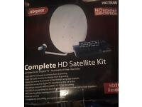 Satellite complet kit £50