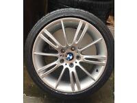 """Set of Original BMW alloys 18"""""""