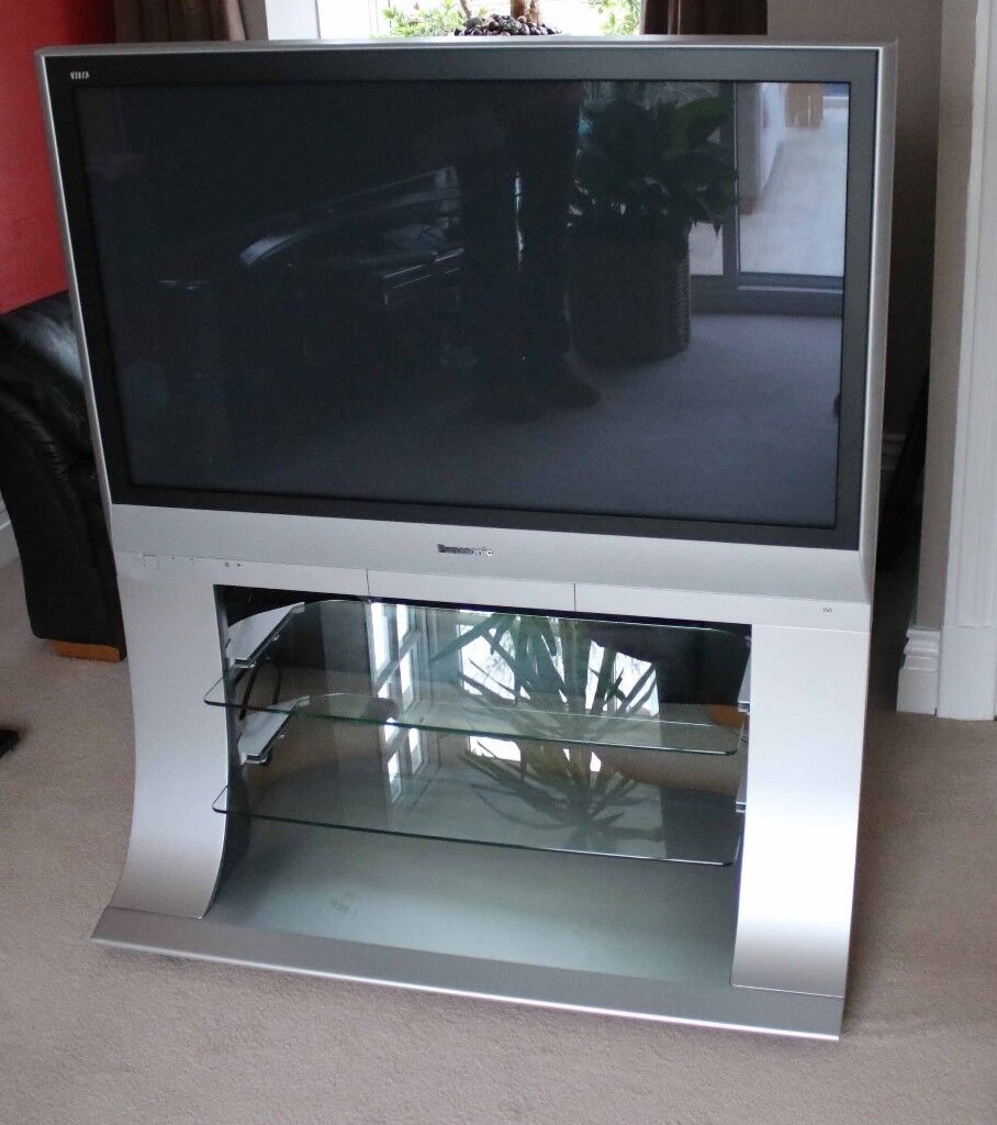 Panasonic Viera 42 Inch Plasma Tv With Stand In Armley West
