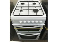 Indesit 50cm gas cooker free delivery