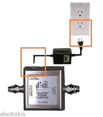 Sw44 Sw34 Sw64 Dish Network Power Inserter Multi-switch S...