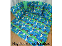 SPECIAL OFFER Handmade Baby Cotset Bedding Set Quilt Blanket Reversible