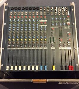 Allen And Heath PA12 with Built in effects $400