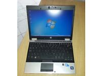 fantastic hp laptop i5 ready for sale comes with box windows 7 /4 gb ram/hard 250 gb/immaculate