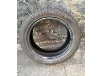 Goodyear Tyre 195 / 50 R15 Good condition at least 5mm tread