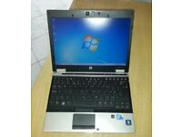 fantastic hp laptop i5 comes with box windows7 and 10 /4 gb ram/office 2013/immaculate
