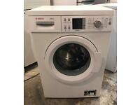 7KG BOSCH EXXCEL 7 VARIOPERFECT WASHING MACHINE 3 MONTH WARRANTY, FREE INSTALLATION