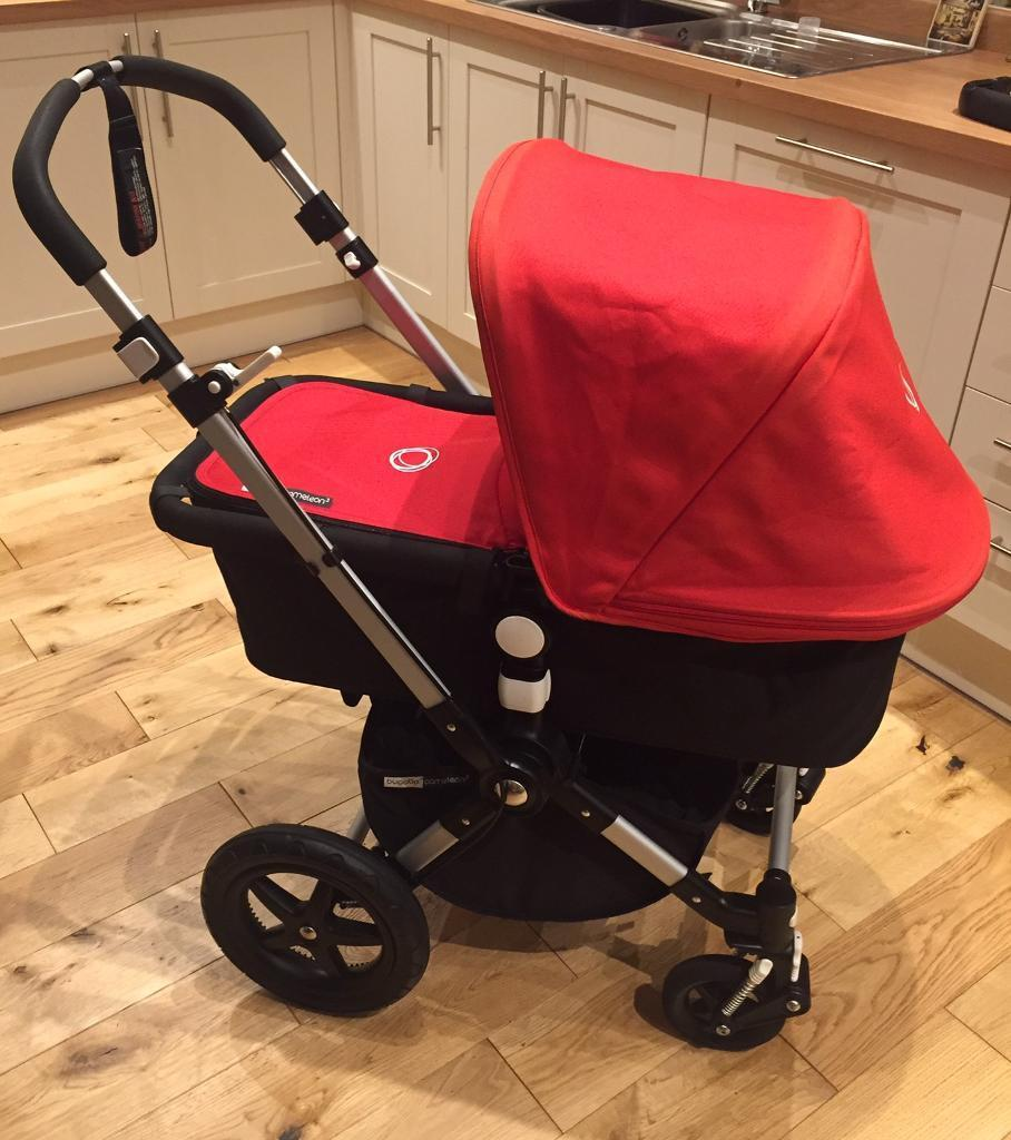 Bugaboo Cameleon 3 Red