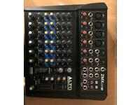 ALTOAlto ProfessionalZMX 122Fx 8 Channel Mixer with FX