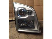 Ford transit n/s front light