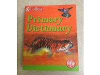 Collins illustrated Primary DICTIONARY