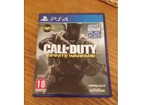 Call of Duty Infinite Warfare: DLC included