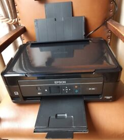 Epson XP-332 WiFi, Photocopy & Scanning Printer for Spares or Repair