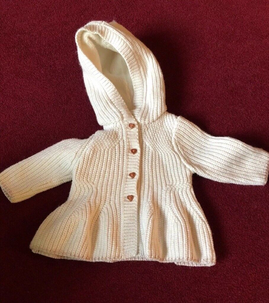 3-6 Month girls next dress & Ted Baker jacket. New without tags.