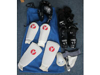 Macho Warrior Sparring Kit - For Kickboxing, MMA, Martial Arts, Taekwondo Childs