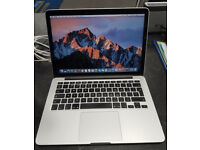 Apple MacBook Pro Retina 2012 13 i5 2.5GHz 128GB SSD 8GB RAM