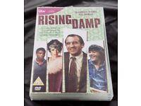 RISING DAMP - CLASSIC BRITISH COMEDY - BAFTA Winning Series & Movie (5 DVD's)