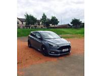 Ford Focus ST3 tdci stealth grey FFSH 2015