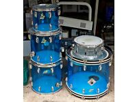 Beautiful Ludwig vistalite drum