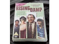 RISING DAMP - GREAT BRITISH COMEDY - Box Set - BAFTA AWARD WINNER - 5 DVD's