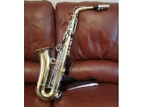 Alto saxophone Lafleur by Boosey and Hawkes
