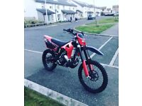 Gas Gas EC 250 2stroke 2008 Road Legal May swap px