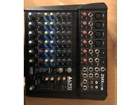 Alto Professional Audio Zephyr ZMX 122fx 8channel mixer