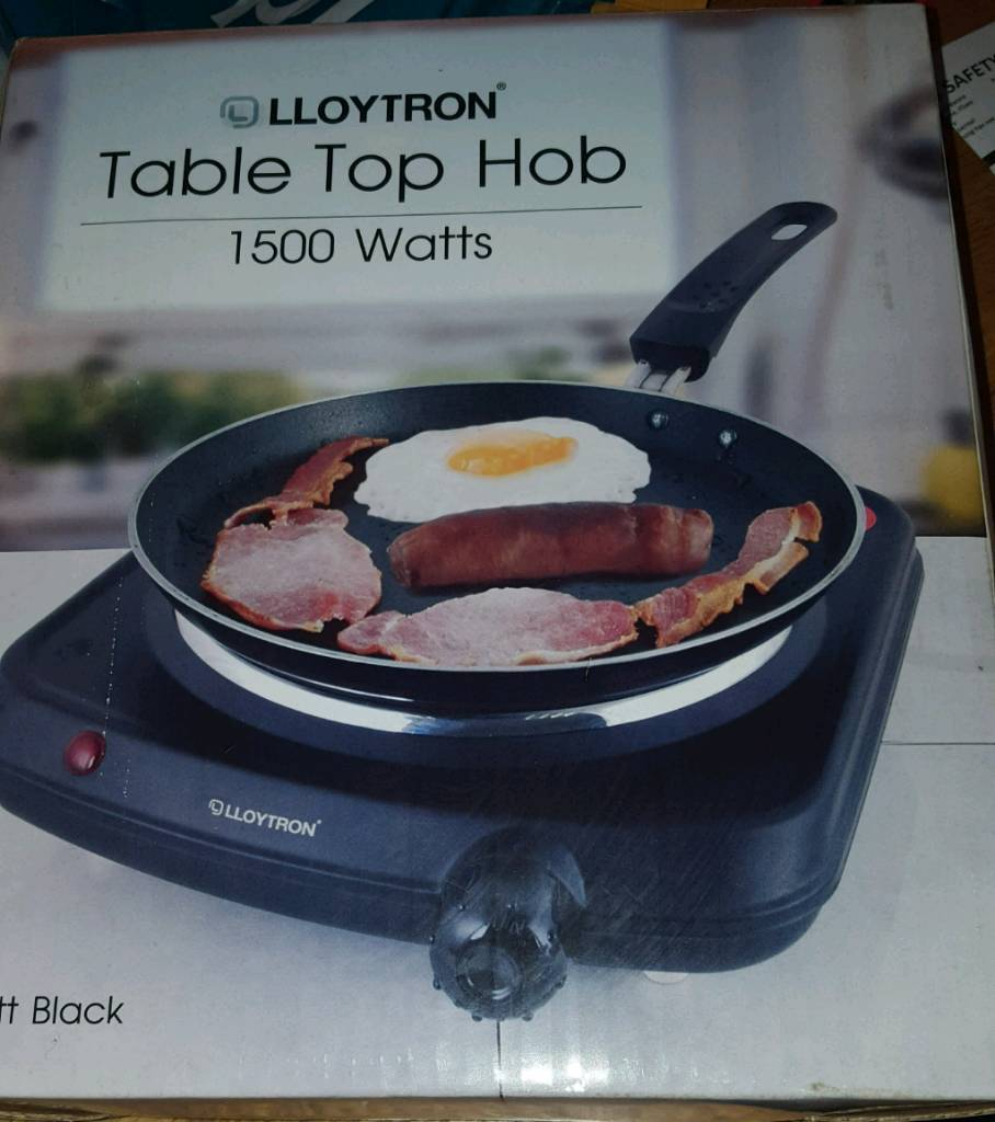 table top hob