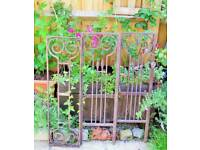 Salvage. Garden Ornament. Gates