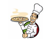 PIZZA Chef wanted for Mediterranean Café in E1