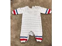 Mothercare boys outfit upto 1 month