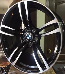 """SALE! New 18"""" BMW REPLICA STAGGERED RIMS 5x120; N.20, N.22, N.95; N.108"""