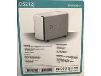 DS212j Synology NAS