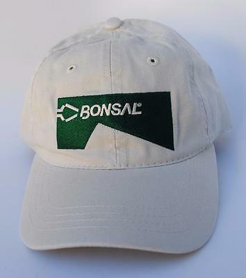 BONSAL Dad Hat Baseball Cap CONCRETE SAND & MORTAR One Size - Mortar Hat