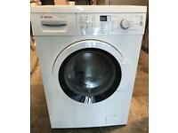 8KG BOSCH VARIOPERFECT DIGITAL WASHING MACHINE 3 MONTH WARRANTY, FREE INSTALLATION