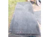 Exercise mat 1250mm x 3m 10""