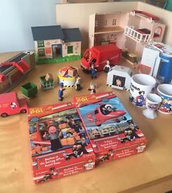 Postman Pat bundle Joblot now £20