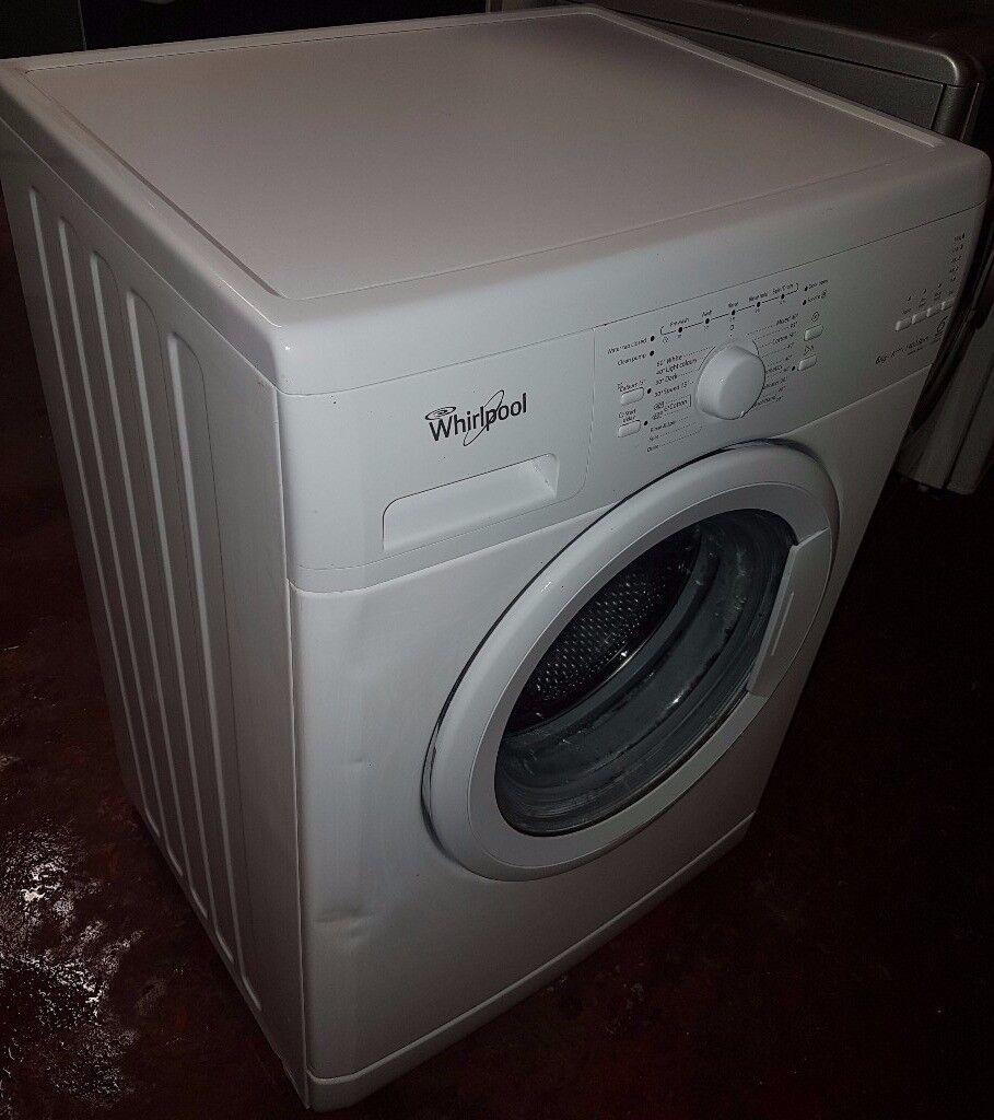 Whirlpool WWDC6400 Washing Machine, 6kg Wash Load