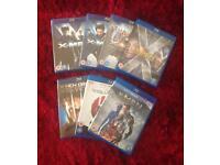 X-Men Blu Rays