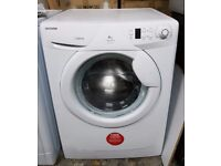 FREE DELIVERY, WARRANTY Hoover Large 8KG, 1400spin washing machine
