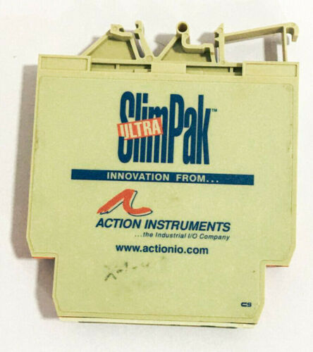 ACTION INSTRUMENTS G408-0001 ULTRA SLIMPAK ISOLATED SIGNAL CONDITIONER