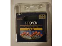 Hoya 49mm Circular Polarizing Filter